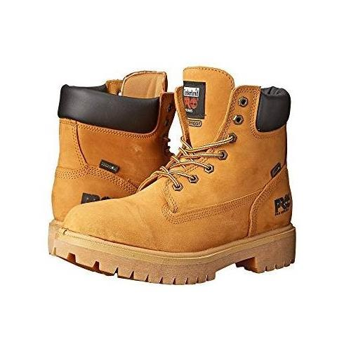 "Timberland PRO Direct Attach 6"" Soft Toe Wide EE 65030"