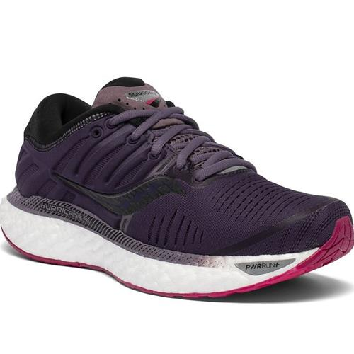 Saucony Hurricane 22 Women's Dusk, Berry S10544-20