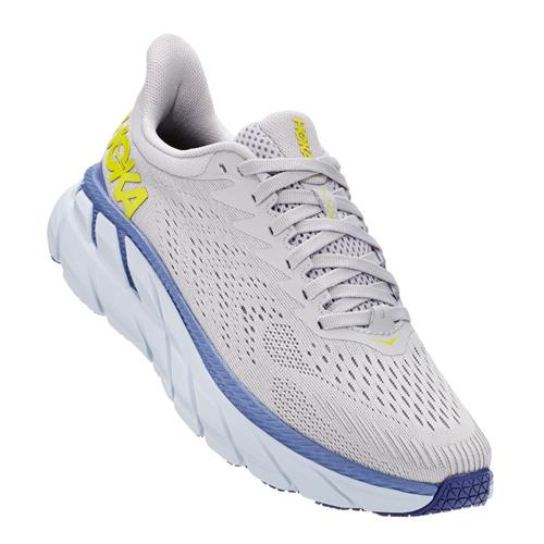 Hoka One One Clifton 7 Women's Lunar Rock, Nimbus Cloud 1110509 LRNC