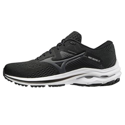 Mizuno Wave Inspire 17 Men's Running Shoe Wide EE Dark Shadow-Quite Shade 411308.989I