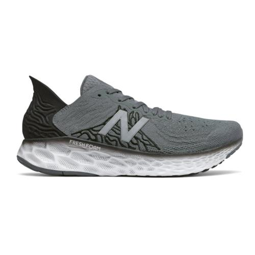 New Balance Fresh Foam 1080v10 Men's Running Shoe Lead/Black M1080C10