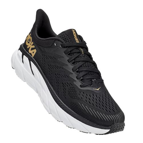 Hoka One One Clifton 7 Women's Black / Bronze 1110509 BBRNZ