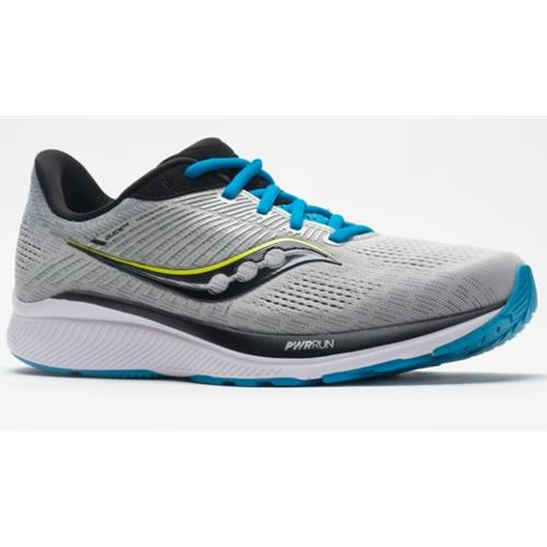 Saucony Guide 14 Men's Running Wide EE Alloy, Cobalt S20655-55