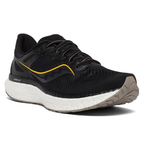 Saucony Hurricane 23 Men's Black, Vizigold S20615-45