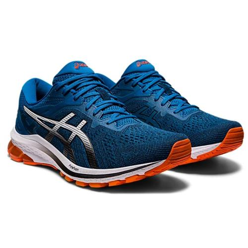 Asics GT-1000 10 Men's Running Shoe Reborn Blue, Black 1011B001 402