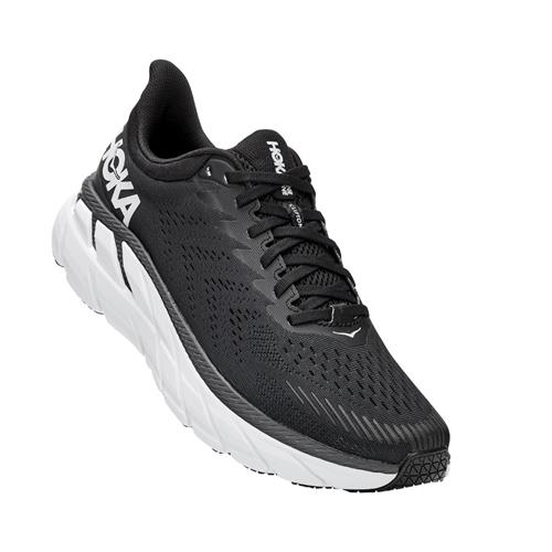 Hoka One One Clifton 7 Men's Black, White 1110508 BWHT