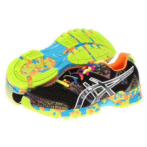 Asics GEL-Noosa Tri 8 Men's Running Shoe Onyx, Black, Confetti T306N 9990