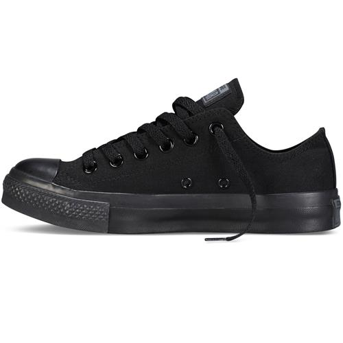 e44d2a185142 ... germany converse chuck taylor mens all star black black lo canvas m5039  107b4 4b551