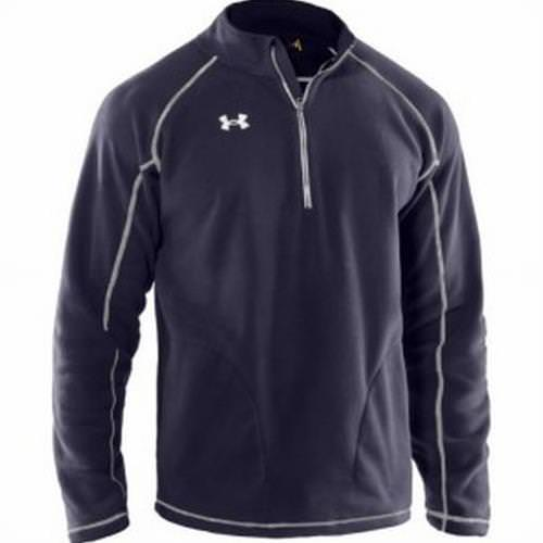 Under Armour Team Relentess Storm Cotton Hoody Carbon, Black 1233681 090