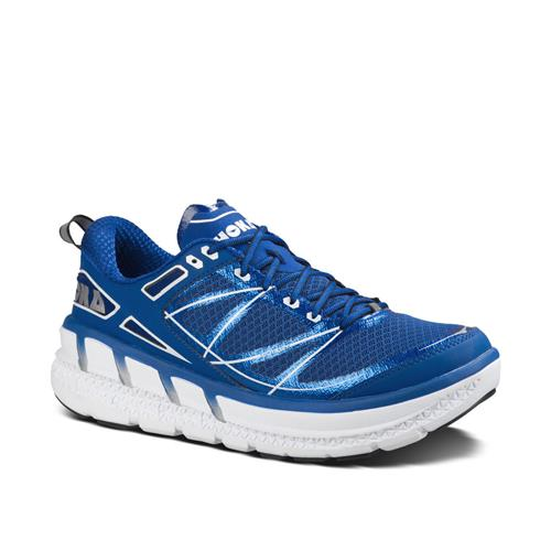 Hoka One One Odyssey Men's True Blue, White 1007876 TBWH
