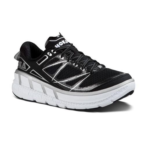 Hoka One One Odyssey Men's Black, Silver 1007876 BKSV