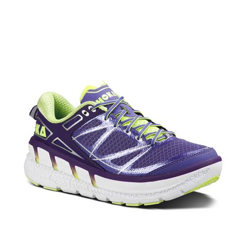 Hoka One One Odyssey Women's Corsican Blue, Sunny Lime 1007871 CBSL