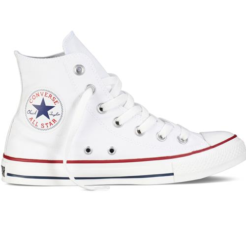 Converse Chuck Taylor Men's All Star Optical White Hi Canvas M7650