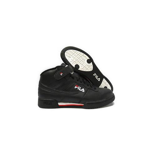 Fila F-13V for Men Black, White, Red 1VF059LX-970