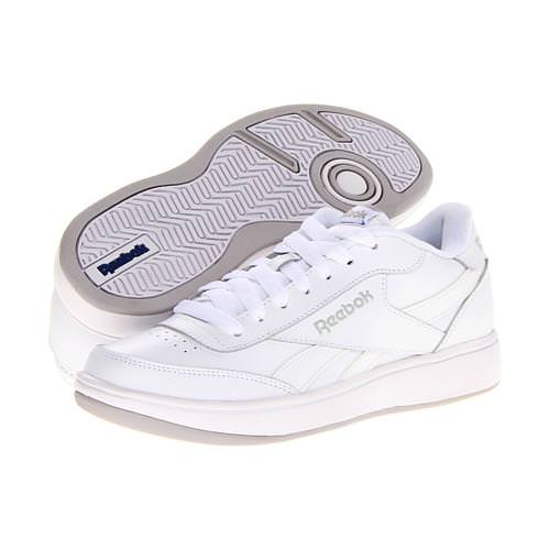 Reebok Royal Ace Men's White, Pure Silver V53953
