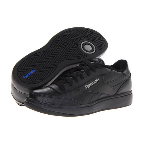 Reebok Royal Ace Men's Black, Pure Silver V53954