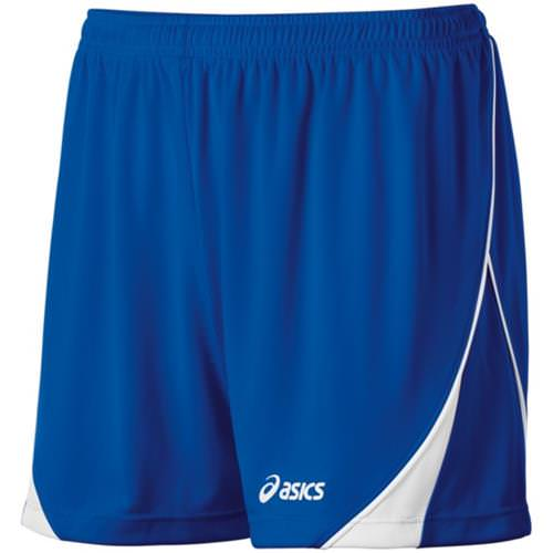 ASICS TR Team Short Women's Royal, White WS2250.4301