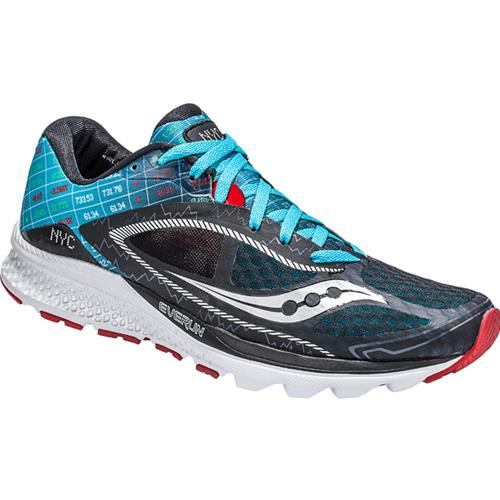 34678760792c Saucony Kinvara 7 NYC Marathon Special Edition Men s Blue