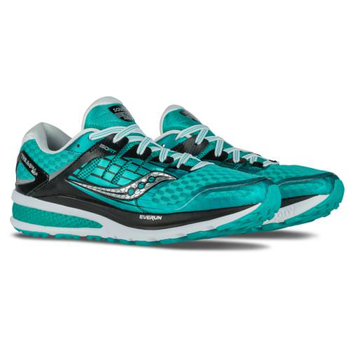 Saucony Triumph ISO 2 Women's Teal, Black, White S10290-5