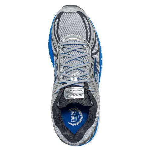 59c2401032581 Brooks Beast  16 Men s Running Wide 4E Silver