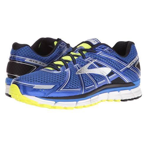 Brooks Adrenaline GTS 17 Men's Running Electric Brooks Blue, Black, Nightlife 1102411D453