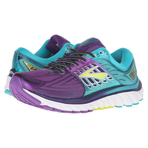 Brooks Glycerin 14 Women's Running Pansy, Ceramic, Lime Punch 1202171B540