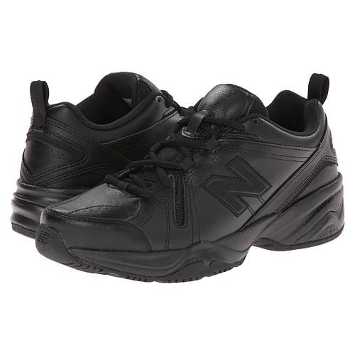 New Balance 608v4 Women's Wide D Black Cross Trainer WX608V4B
