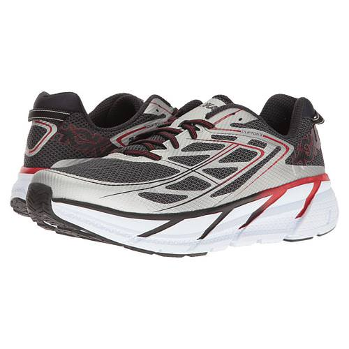 Hoka One One Clifton 3 Men's Silver , Formula One 1012046 SFON