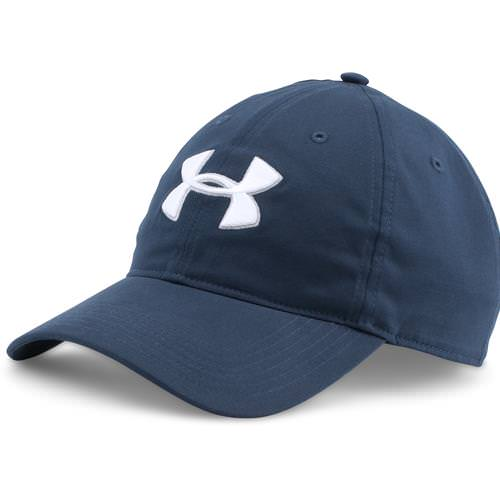 Under Armour Chino Adjustable Golf Hat Academy, White 1273279-408