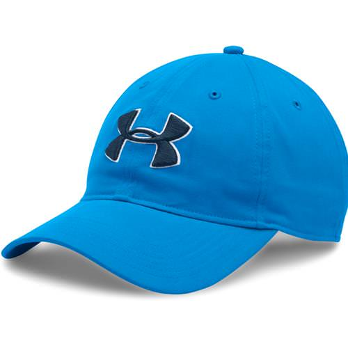 Under Armour Chino Adjustable Golf Hat Water, White 1273279-464