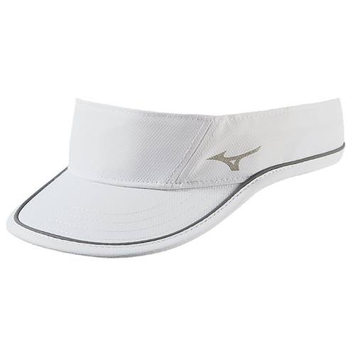 Mizuno Elite Run Visor White 421331.0000