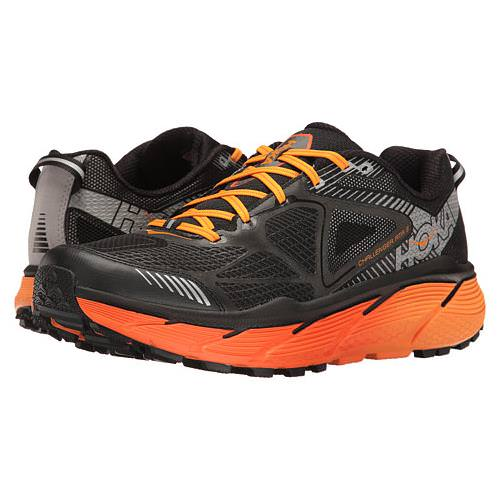 Hoka One One Challenger ATR 3 Men's Trail Grey, Citrus 1014761 BRORN