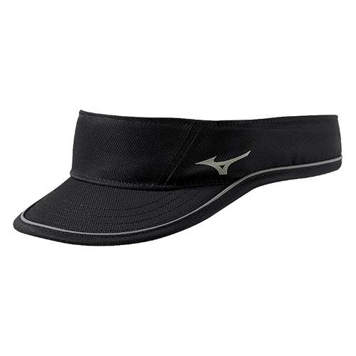 Mizuno Elite Run Visor Black 421331.9090