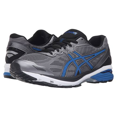 Asics GT-1000 5 Men's Running Wide EE Carbon, Imperial, Black T6A4N 9745