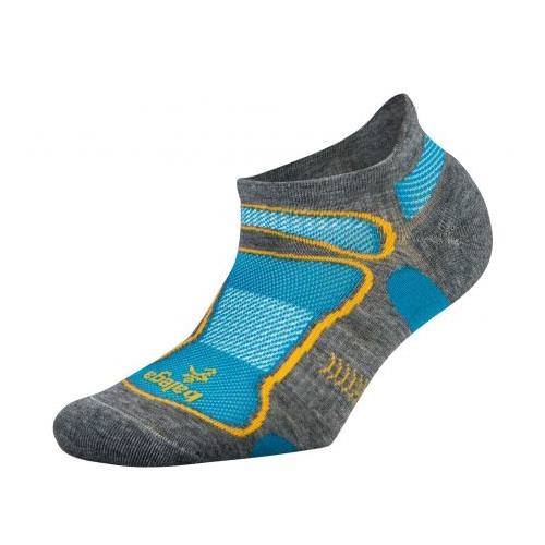 Balega Ultralight No-Show Socks Mid Grey 8924-0339