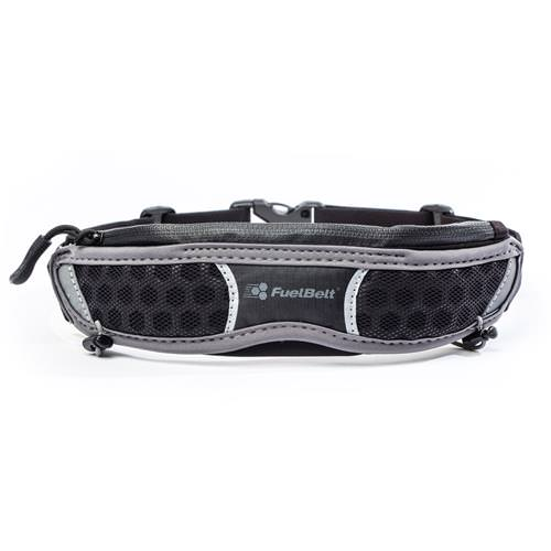 Fuel Belt Helium Stretch Belt Black,Grey 500064
