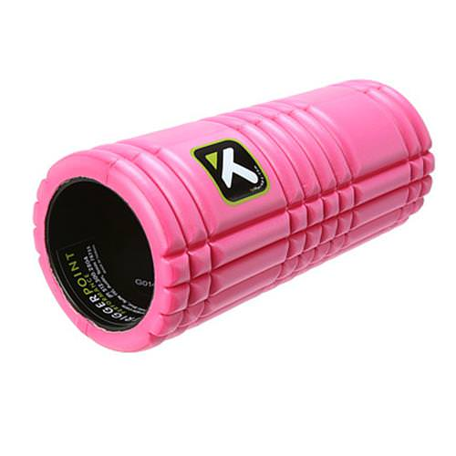 Trigger Point The Grid Foam Roller Pink 00273