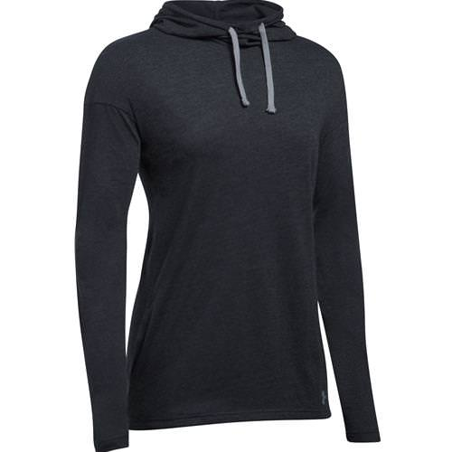 Under Armour Women's Stadium Hoody Black 1276522-002