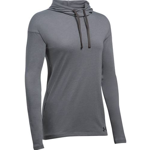 Under Armour Women's Stadium Hoody Graphite 1276522-041