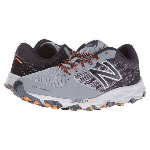 New Balance MT690v2 Men's Trail Gunmetal, Black, Plasma MT690LG2