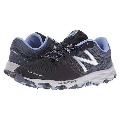 New Balance WT690v2 Trail Black, Thunder, Silver Mink, Gem WT690LB2
