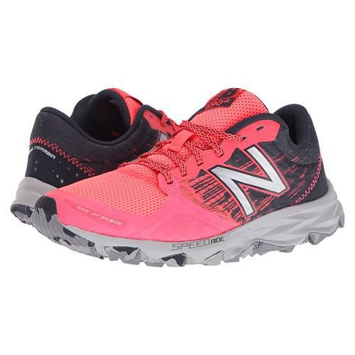 New Balance WT690v2 Trail Guava, Outer Space, Silver Mink, Blossom WT690LG2