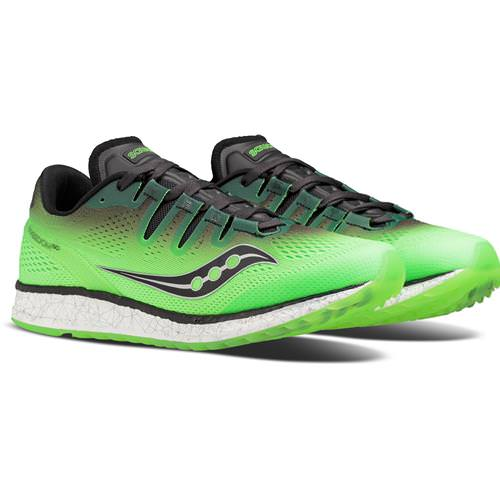 Saucony Freedom ISO Men's Slime, Black S20355-4