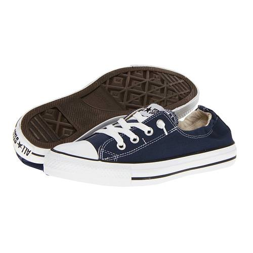 Converse Chuck Taylor All Star Shoreline Women's Slip-On Navy 537080F