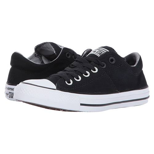Converse Chuck Taylor All Star Shoreline Women's Slip-On Black, Black, White 557970F