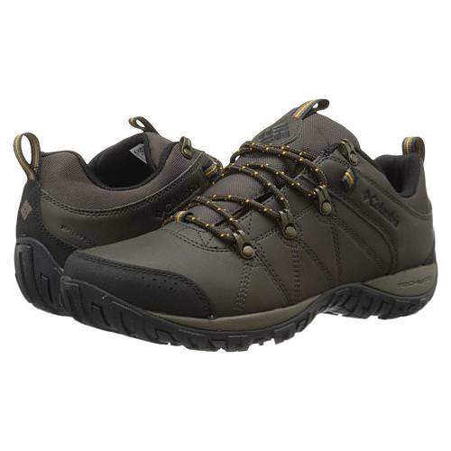 Columbia Terrebonne Low Cordovan, Rusty Men's Hiking Shoe BM4516 231