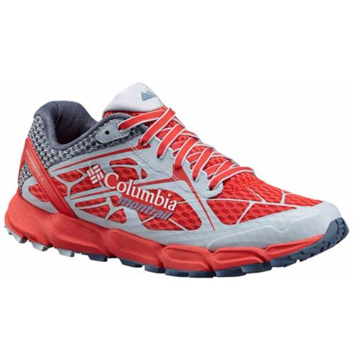 Columbia Montrail Caldorado II Womens Trail Running Shoe Poppy Red, Mountain BL4571 606