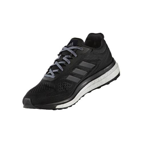 Adidas Sonic Drive Mens Running Shoes Black Metallic Silver White  BA7541 Additional Photos click to enlarge