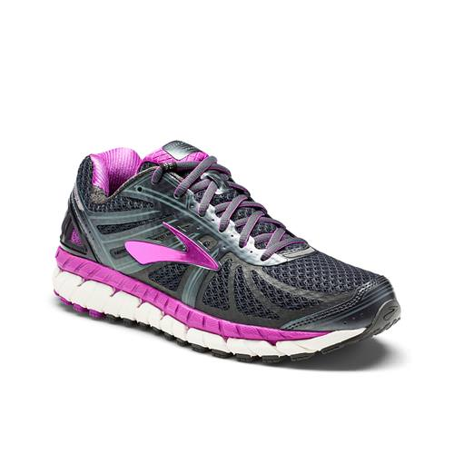 Brooks Ariel '16 Women's Running Anthracite, Purple Cactus Flower, Primer Grey 1202191B059