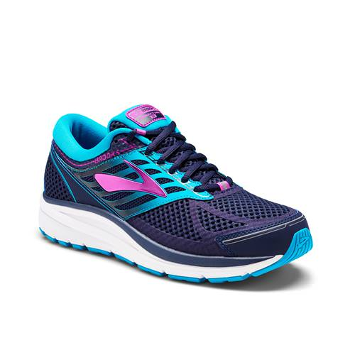 Addiction 13 Women's Running Evening Blue, Teal Victory, Purple Cactus Flower 1202531B456